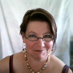 Rebecka - designer at Writings on the Wall